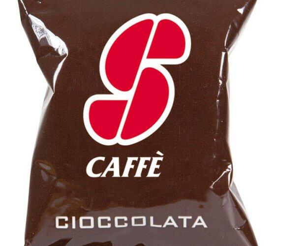 Esecafe Chocolate. Todo el aroma intenso y seductor del cacao, para momentos de dulzura particular.