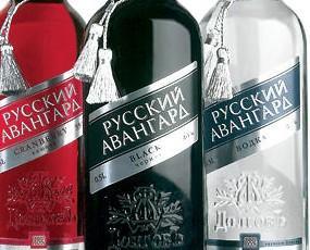 Licores. Vodka. El mejor vodka europeo