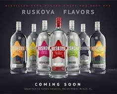 Vodka gourmet. Toda nuestra gama