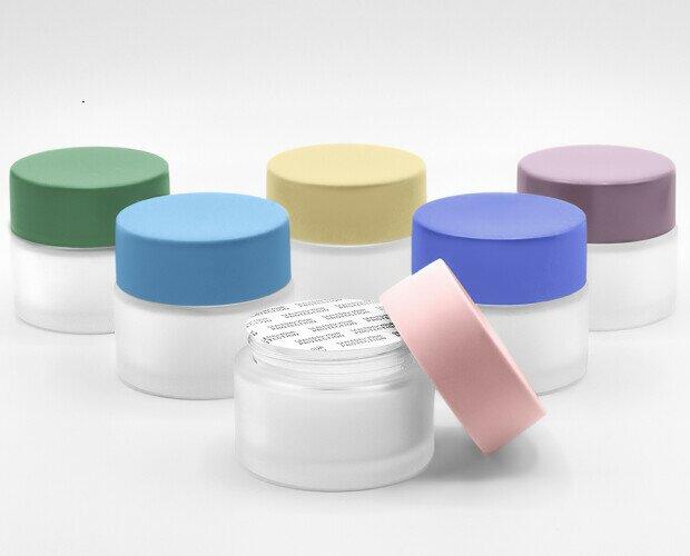 Tapones de Botellas para Hostelería.Para tarro de cristal de 50 ml., de los que podemos servir tiradas cortas.