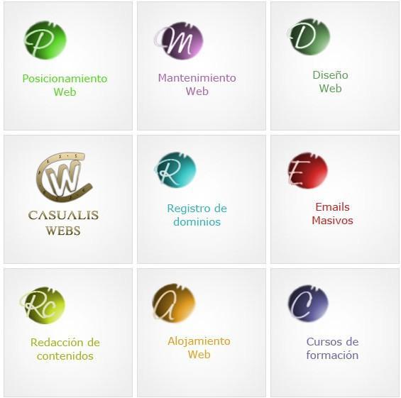Diseño y desarrollo web. Diseño y desarrollo web creativo