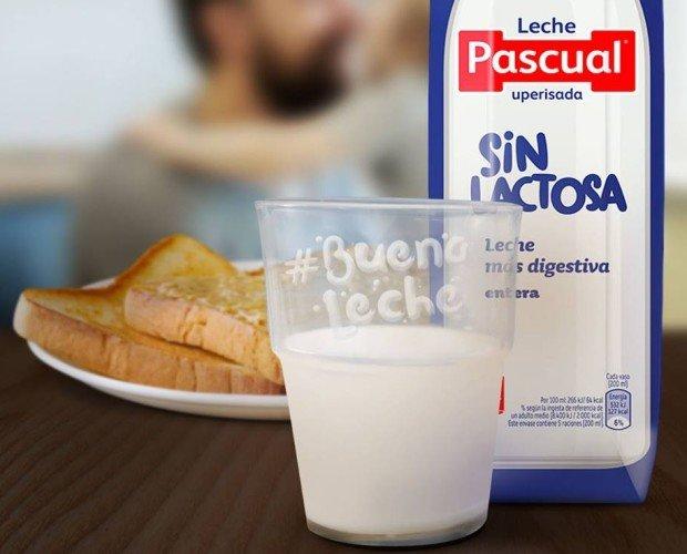 Leche sin lactosa. Excelente calidad