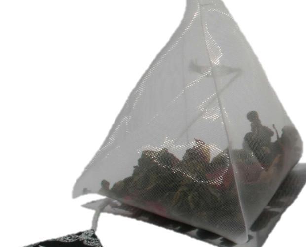Bolsas pirámide