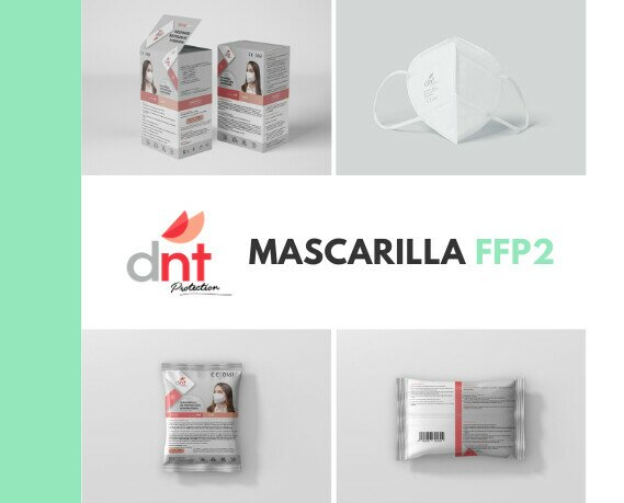 Mascarillas FFP2. Mascarilla FFP2, para protección higiénico-sanitaria.