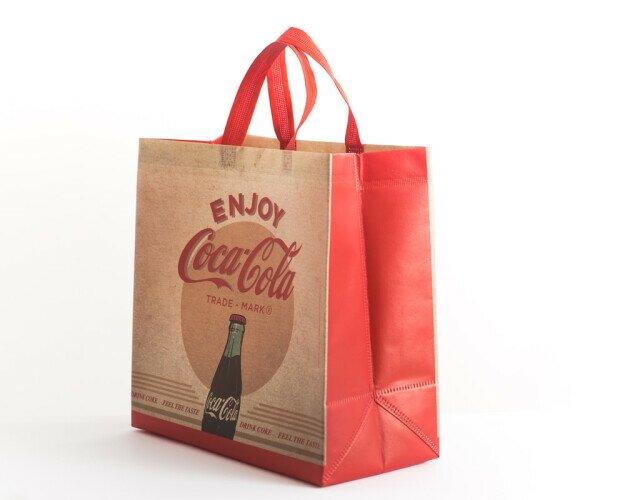 Bolsa de papel reciclable. Bolsas 100% reciclables, reutilizables y biodegradables