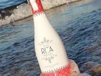 Proveedores Botella de vino rosado