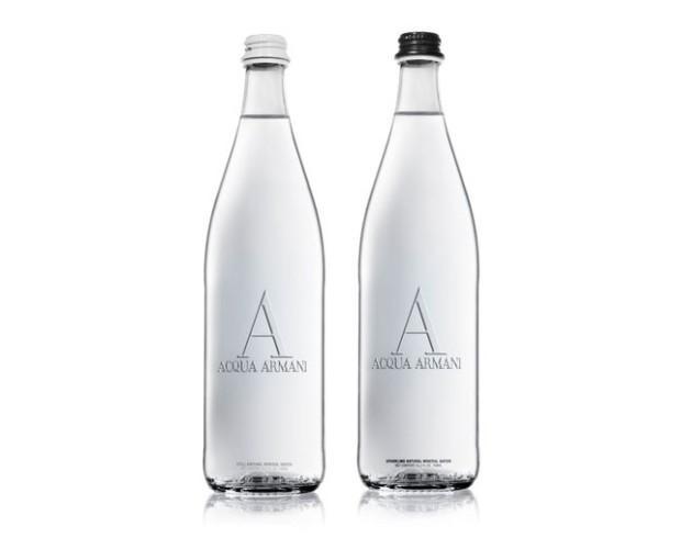 Acqua Armani. El agua más selecta