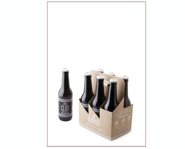 Caja 24 cervezas Clot 33cl. Hoy en día es una cerveza de inspiración angloamericana.