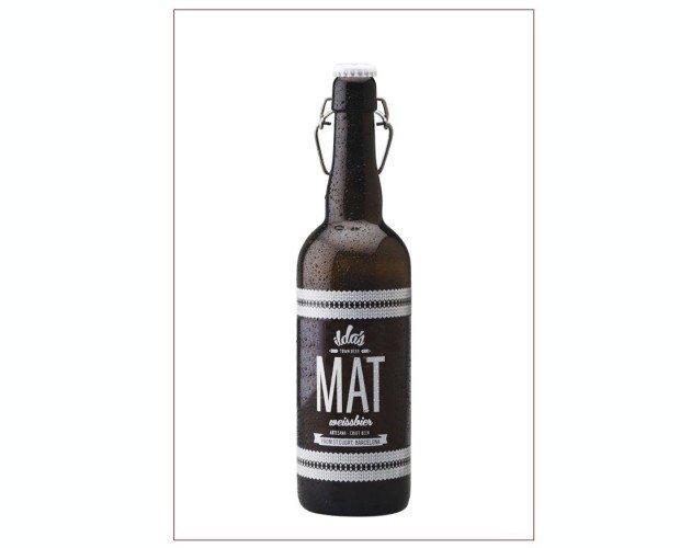 Caja 6 cervezas Mat 75cl. Weissbier es el estilo de cerveza más antiguo de la zona de Baviera