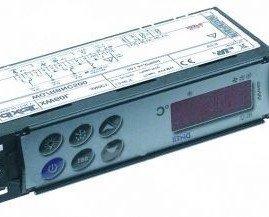 Termostato Electrónico Frigorífico. Regula la temperatura controlado circuitos donde circula la corriente