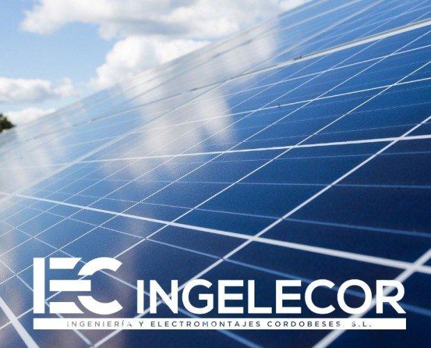 Ingeniería de Energía Solar Fotovoltaica.Autoconsumo en Córdoba