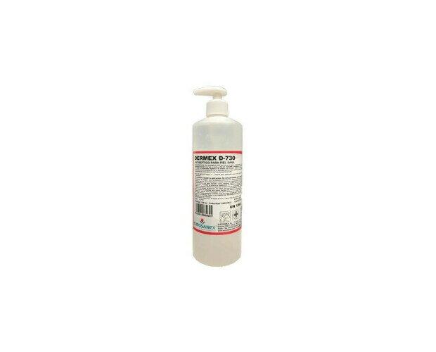 Gel Hidroalcohólico Antiséptico. Limpia y desinfecta sin necesidad de aclarado con agua