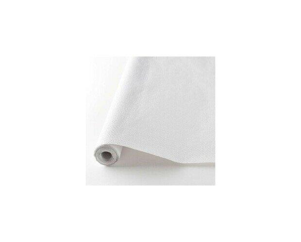 Rollo de Mantel Blanco. Es uno de los más limpios para el medio ambiente en su proceso de fabricación