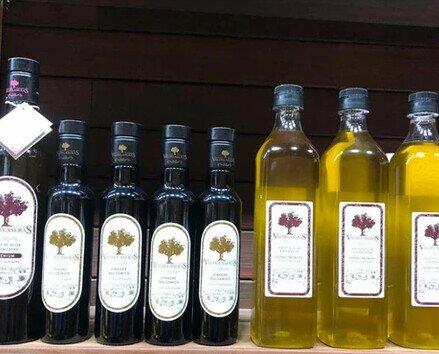 Valdelaseras. Ofrecemos una gran variedad de aceites y vinagres
