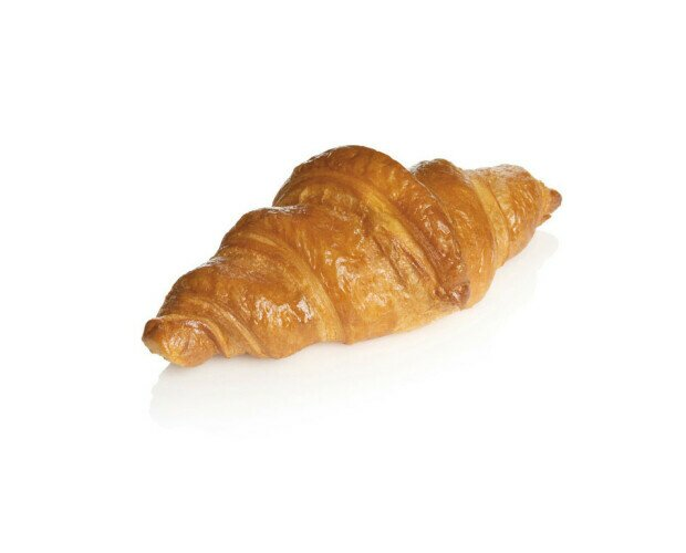 Croissants Recto. Especialidad gala, recta con mantequilla