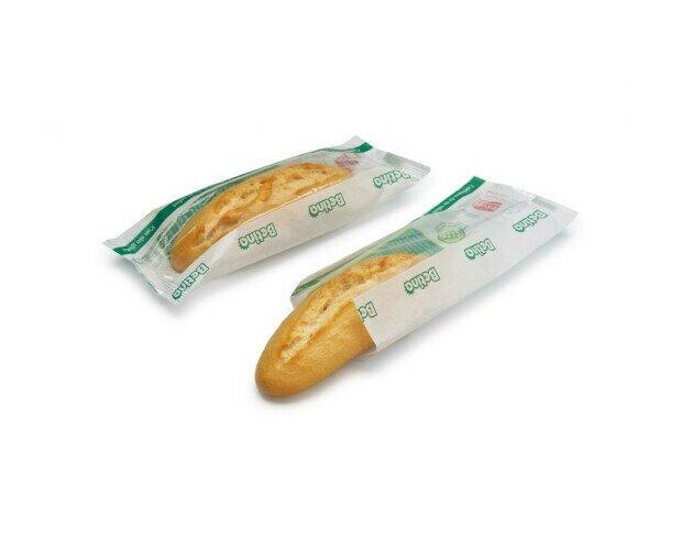 Baguetina Sin Gluten. Se trata de harinas de cereales que no contienen gluten