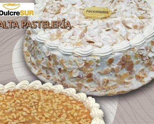 Alta Pastelería. Tartas, Planchas, Milhojas, Cortados, Piononos, Pastel individual, Postres