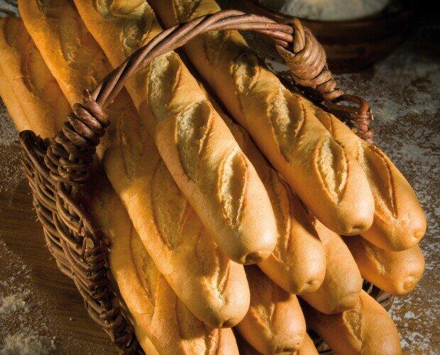 Baguette. Utilizando materias primas de máxima calidad