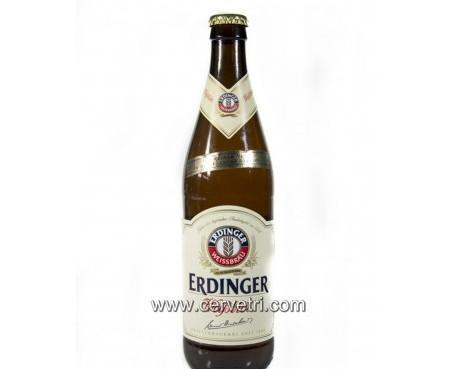 Erdinger Weissbier. Botella: 50 cl, origen alemán