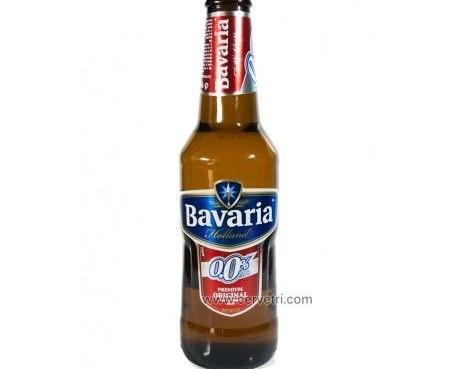 Cerveza Bavaria. Sin alcohol