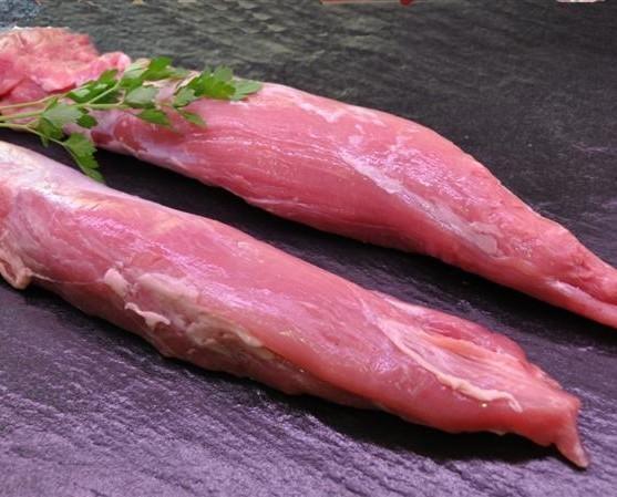 Solomillo de cerdo. Tenemos los mejores cortes de carne