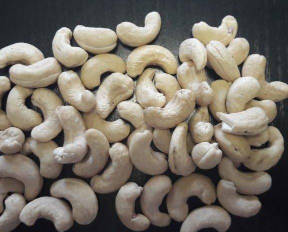Anacardos.rico en minerales, vitaminas y ácidos grasos