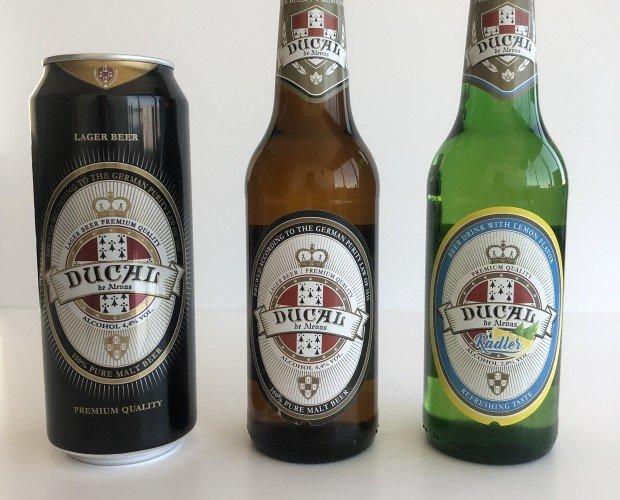 Cervezas Ducal. Les presentamos la Ducal De Atenas