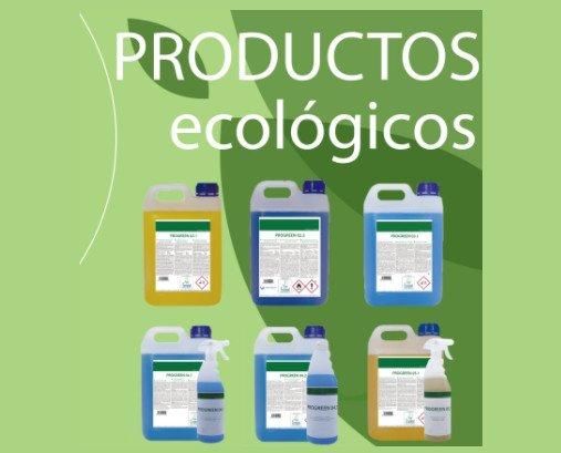 Productos ecológicos. De la mejor calidad