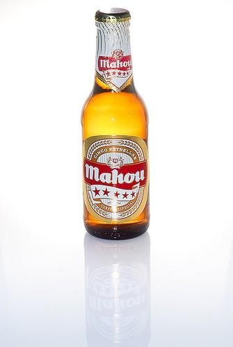 Cerveza. Distribuímos de forma mayorista productos Mahou