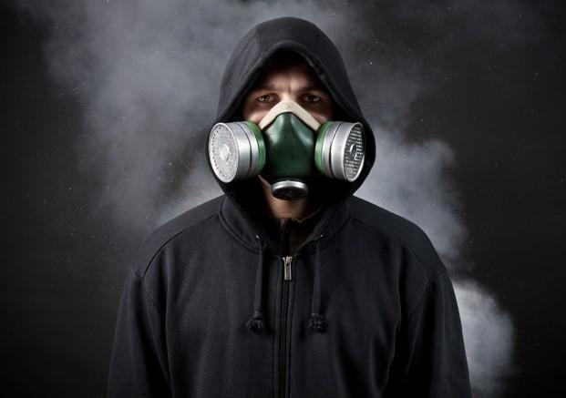 Mascarillas Desechables.Protección de las vias respiratorias
