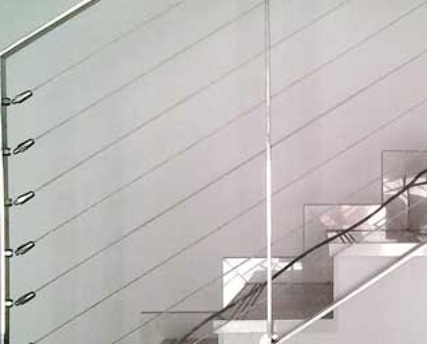 Escaleras.escaleras de metal