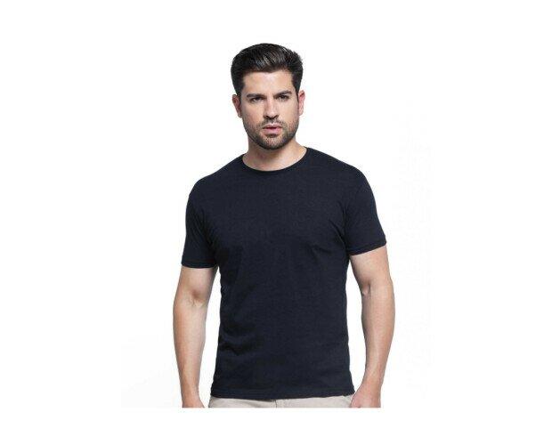Camiseta Orgánica para Hombre. De manga corta con certificado GOTS (Global Organic Textile Standard)