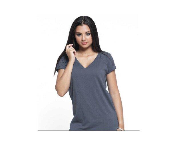 Camiseta de Mujer. Disponible en 4 colores, etiqueta TearAway.