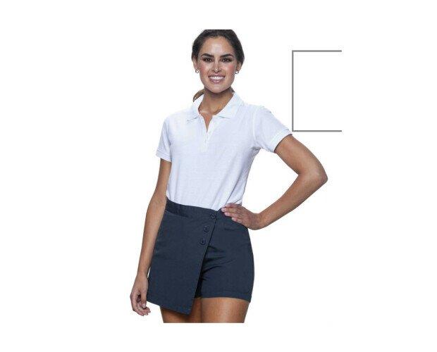 Falda Pantalón de Mujer. Con un bolsillo en el lado izquierdo de la espalda.