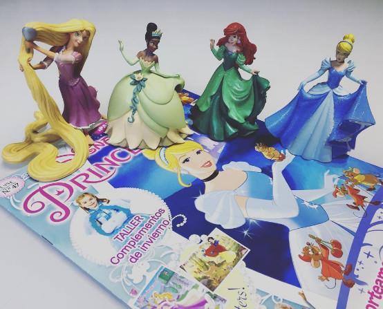 Princesas Disney. Figuras de princesas