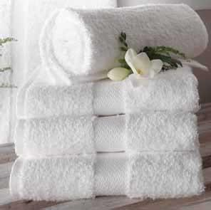 Toallas. Textil para hostelería