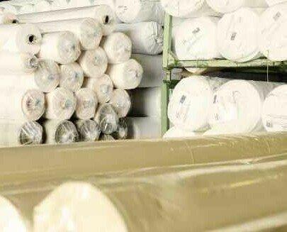 telas en pieza. telas en bobina acabadas prepraradas para confeccion.