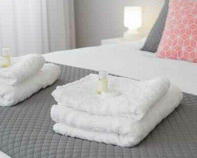 Toallas baño. toallas 100%algodon de rizo y algodon peinado desde 450gr