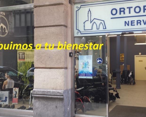 Ortopedia Nervión. Sede en Bilbao