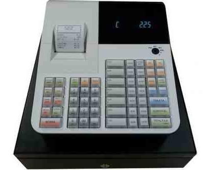 Cajas registradoras. Caja registradora SAMPOS ER 060 L