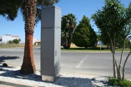 Cuadros eléctricos. Soluciones para alumbrado público