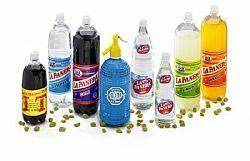 Gaseosas. Refrescos y bebidas gaseosas de nuestra elaboración