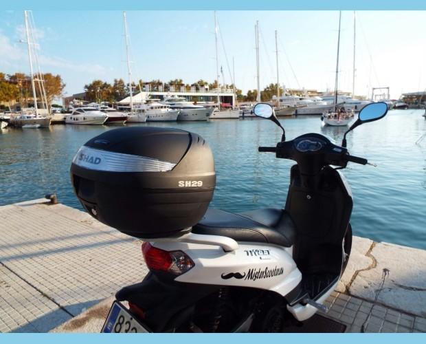 Alquiler de Motos.Disponemos de servicios todo incluido
