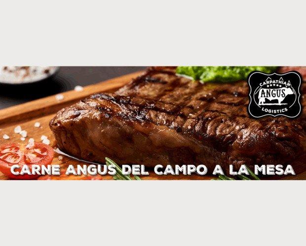 Carne Angus. Del campo a la mesa