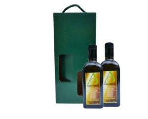 Dos Botellas Medio Litro. Aceite de Oliva Premium