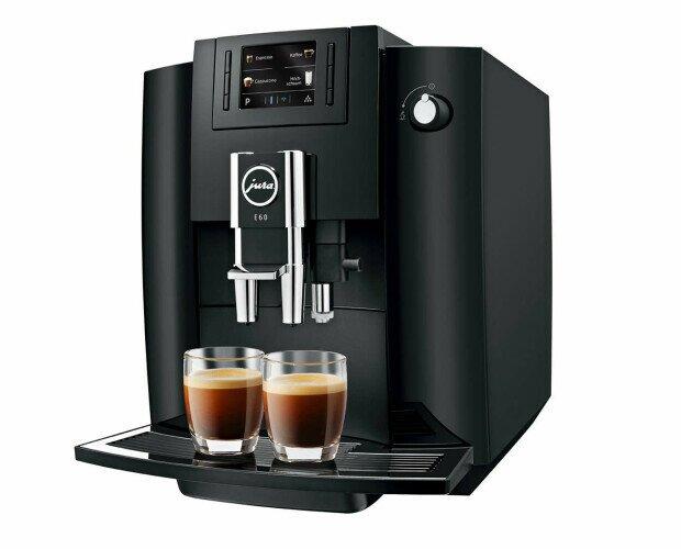 Cafetera Jura WE6. Higiene garantizado con certificación TÜV