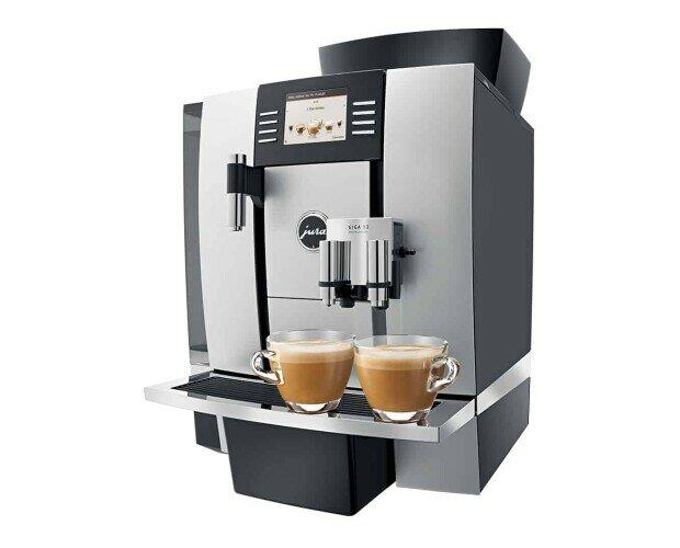 JURA GIGA X3c Professional. 31 especialidades de café que pueden programarse de manera individual
