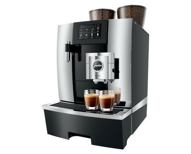 JURA GIGA X8c. Pantalla táctil que permite crear un café a tu gusto de una manera rápida e intuitiva