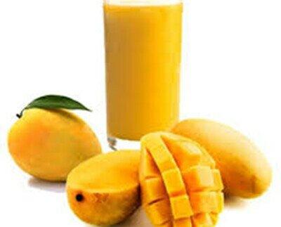 Batido de Mango. Una bebida refrescante y dulce