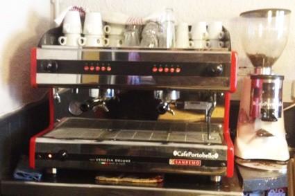 Cafeteras. Cafeteras para bares y el mejor café de calidad